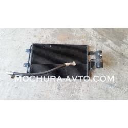 Радиатор климатик VW Bora 98-04г 2.3 бензин 150к.с.