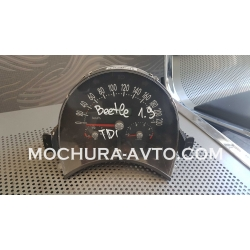 Километраж VW BEETLE 98-05г. 1.9